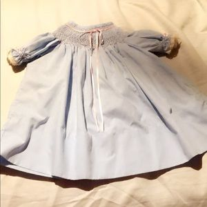 Baby Smocked Dress!